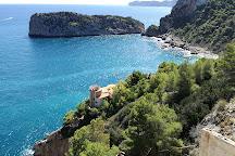 Playa Ambolo, Javea, Spain