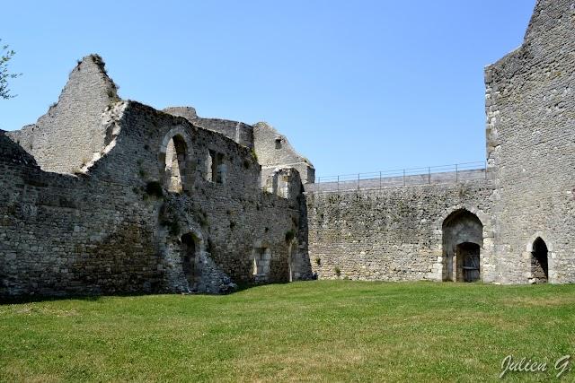 Chateau D'Yevre-le-Chatel