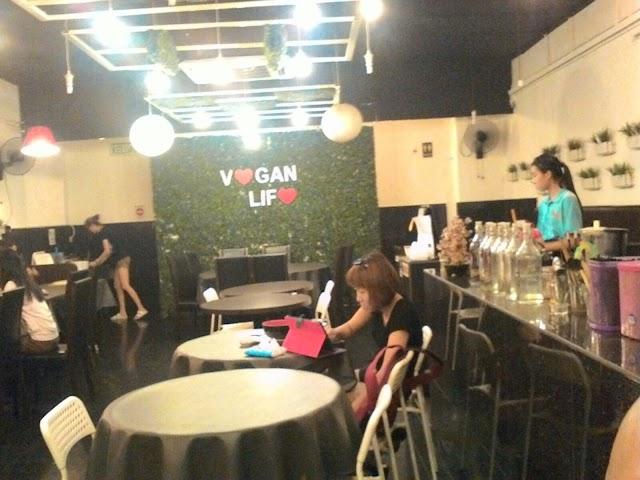 Vegan Life Restoran