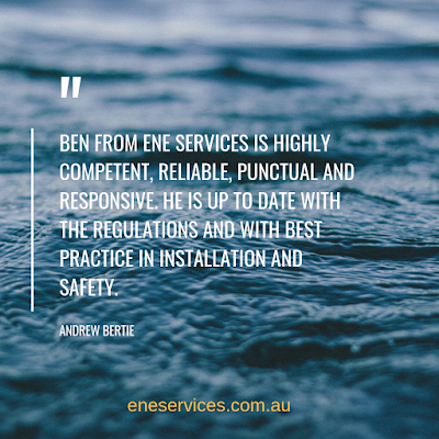 ENE SERVICES - Electrician Mittagong