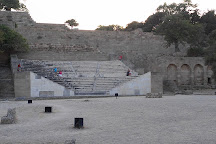Ancient Olympic Stadium - Rhodes, Rhodes Town, Greece