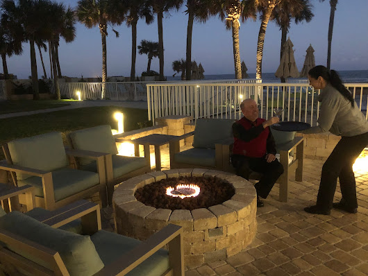 Google review of Holiday Inn & Suites Daytona Beach on the Ocean by Sunil Govind
