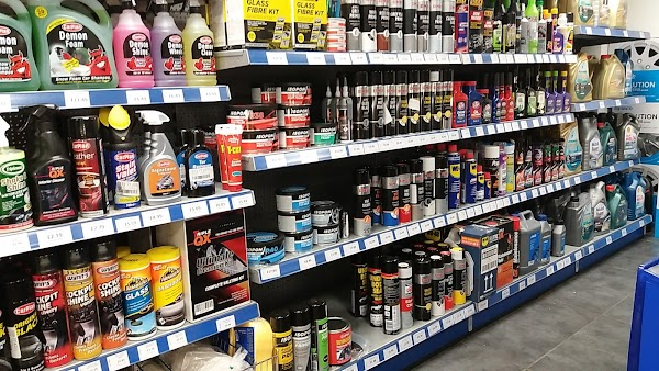 Euro Car Parts Harrow 8 The Crystal Centre Elmgrove Rd London