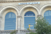 Theatre de La Ville, Paris, France