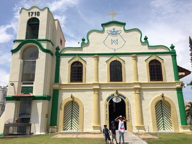 Church of St Francis Xavier