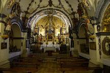 Ermita de La Virgen de la Pena, La Sotonera, Spain