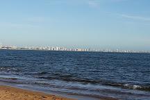 Playa Pinares, Punta del Este, Uruguay