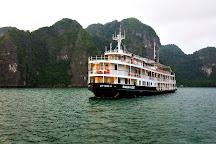 Emeraude Classic Cruises, Halong Bay, Vietnam