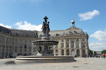 Monument aux Girondins, Bordeaux, France