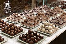 Lake Champlain Chocolates, Burlington, United States