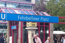 Flea Market at Fehrbelliner Platz, Berlin, Germany