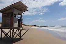 Playa del Rivero, Punta del Diablo, Uruguay