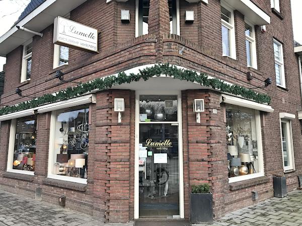 Lumette Verlichting, Bredaseweg 310, 5037 LE Tilburg, Nederland