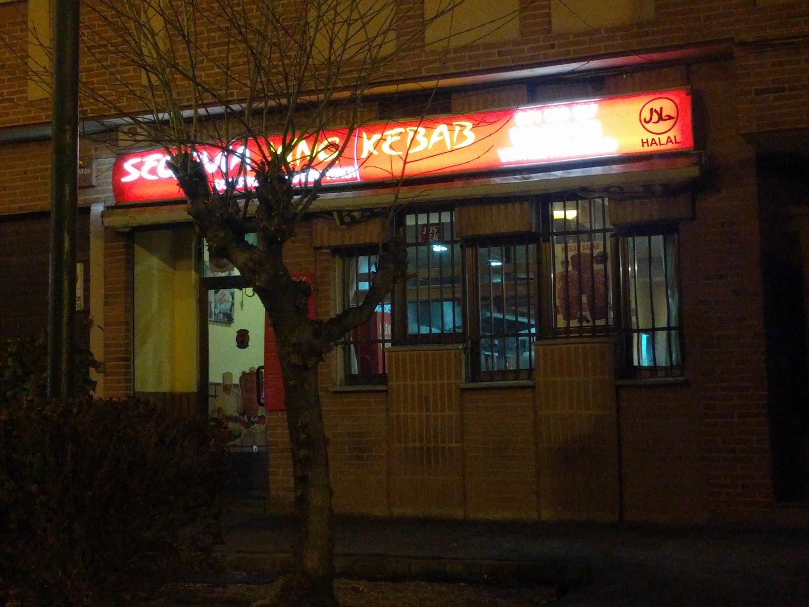 Doner Kebab Segovia