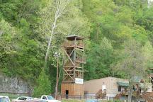 Caveman Zipline, Sullivan, United States