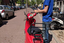 Scooter Rent Amsterdam, Amsterdam, The Netherlands
