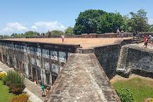 Fortaleza San Fernando, Omoa, Honduras
