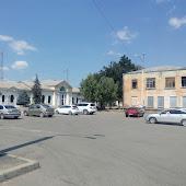 Train Station  Armavir