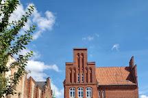 European Hansemuseum, Lubeck, Germany