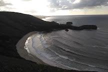 Playa de Torimbia, Nueva de Llanes, Spain