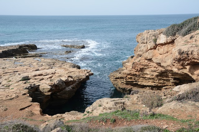 Rosh Hanikra Sea Reserve
