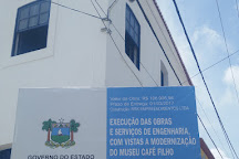 Casa Cafe Filho Museum, Natal, Brazil