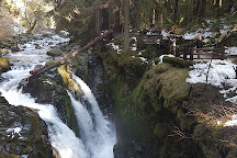Sol Duc Falls, Olympic National Park, United States