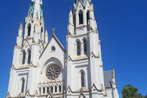 Cathedral of St. John the Baptist, Savannah, United States