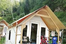 Parc de la Gorge de Coaticook, Coaticook, Canada