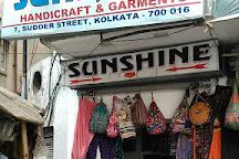Sunshine, Kolkata (Calcutta), India