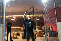 Axe Nation - axethrowing club, Warsaw, Poland