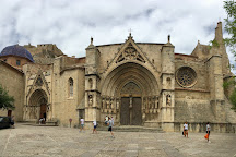 Santa Maria la Mayor Basilic Church, Morella, Spain