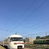 Железнодорожная станция  Khashuri