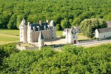chateau Montpoupon, Cere La Ronde, France
