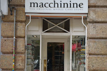 Macchinine, Madrid, Spain