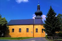 Kostel NejsvEtEjsi Trojice, Srni, Czech Republic