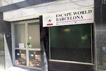 Escape World Barcelona, Barcelona, Spain