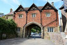 Great Malvern Priory, Great Malvern, United Kingdom