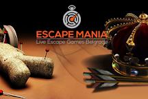 Escape Mania, Belgrade, Serbia