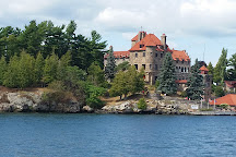 Singer Castle on Dark Island, Chippewa Bay, United States