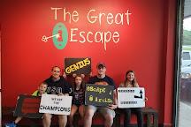 The Great Escape, Corbin, United States