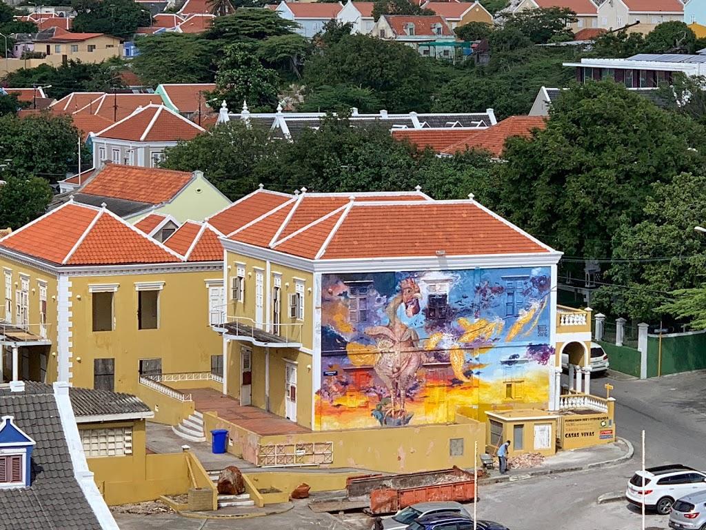 Фото Виллемстад: Keizershof Curaçao