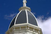 Presidio County Courthouse, Marfa, United States