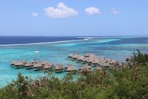 Toatea Lookout, Moorea, French Polynesia