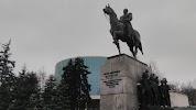 Памятник М.и. Кутузову, Кутузовский проспект, дом 37 на фото Москвы