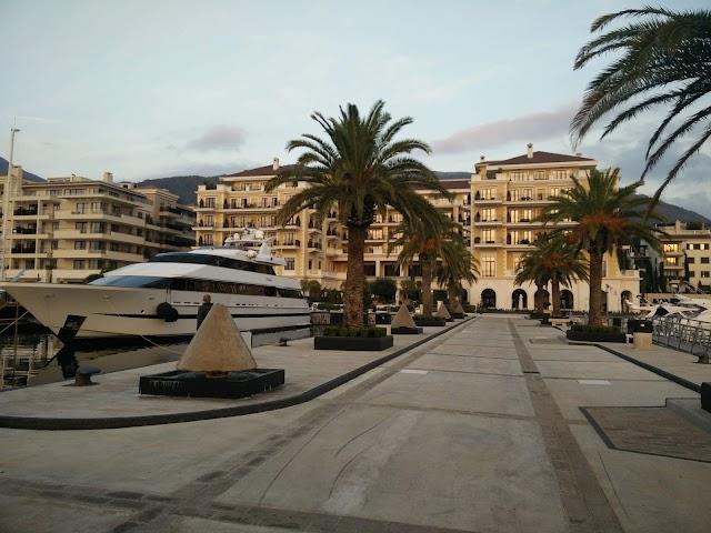 Porto Montenegro Yacht Club