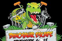 Dinosaur Escape Adventure Golf, Northolt, United Kingdom