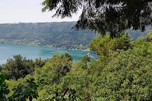 Lago di Nemi, Nemi, Italy