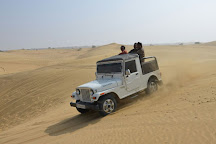 Jeep Safari Sam, Jaisalmer, India