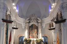 Santa Cristina Hermitage, Lloret de Mar, Spain
